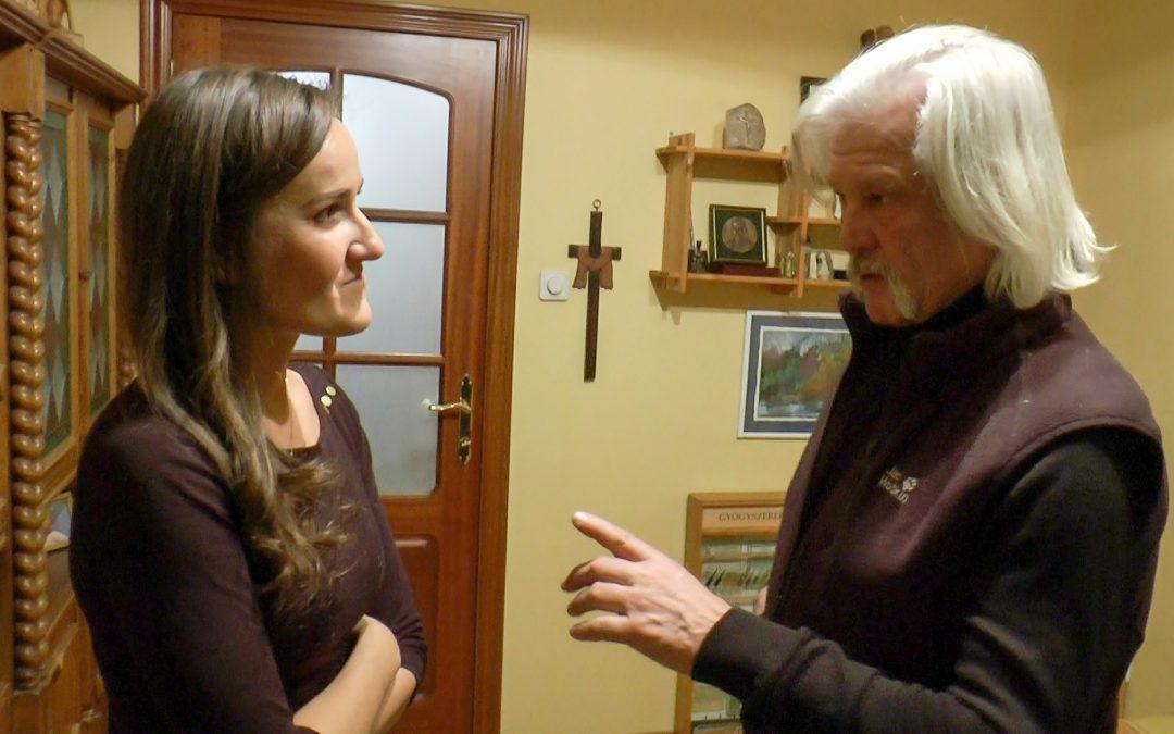 Mindent a teremtő Istentől kaptam – videóriport Dr. Papp Lajos professzorral