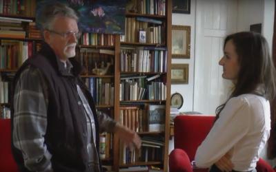 """""""A múltat hordozom a vállamon, mint egy Atlasz"""" – beszélgetés Jankovics Marcell rajzfilmrendezővel"""