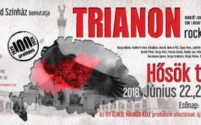 """""""Az idő kereke össze fogja zúzni mindazt, ami mesterkélt"""" – Trianon a Hősök terén"""