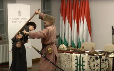 Dr. Hidán Csaba: Attilától Árpádig – a népvándorlás kora a Kárpát-medencében