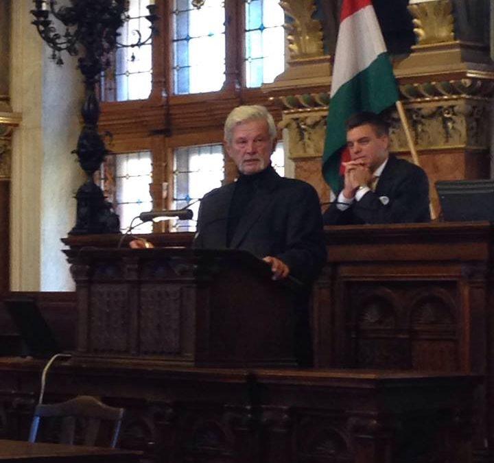 Dr. Papp Lajos: A legfontosabb Krisztusi üzenet számunkra a szeretet parancsa