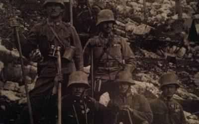 Vasszékelyek harcban – A száz éve alakult Székely Hadosztály tiszteletére