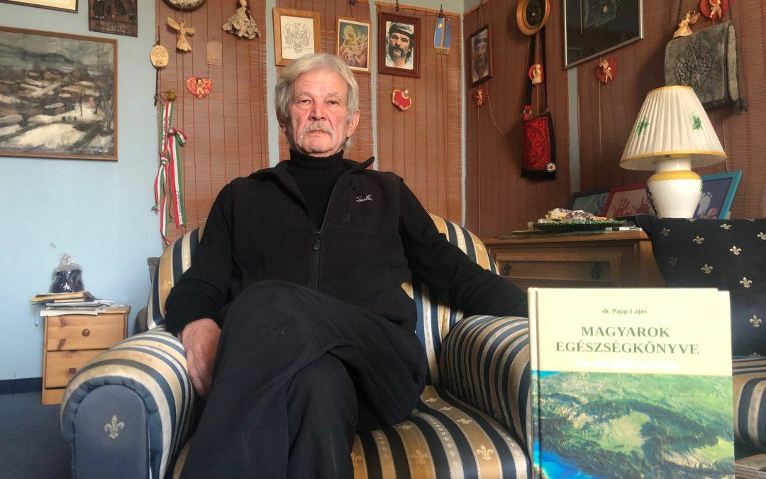 Test – Lélek – Szellem harmóniája magyaroknak  –  Megjelent dr. Papp Lajos új könyve