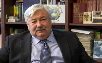"""""""A magyarság kitartott őrhelyén"""" – Beszélgetés dr. Lomnici Zoltánnal"""